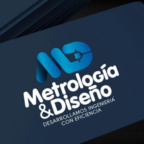 Identidad Corporativa Metrología y Diseño