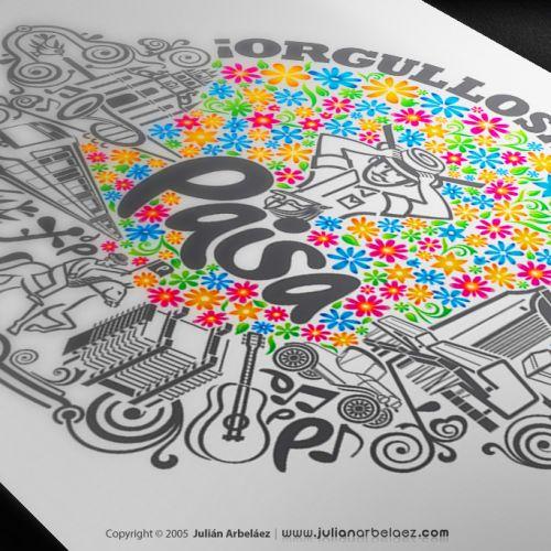 Diseño de Marca Orgullosamente Paisa