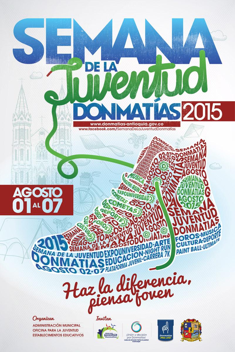 AFICHE DONMATIAS 2015