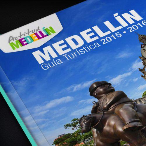 Guía Turística Oficial Medellín 2015