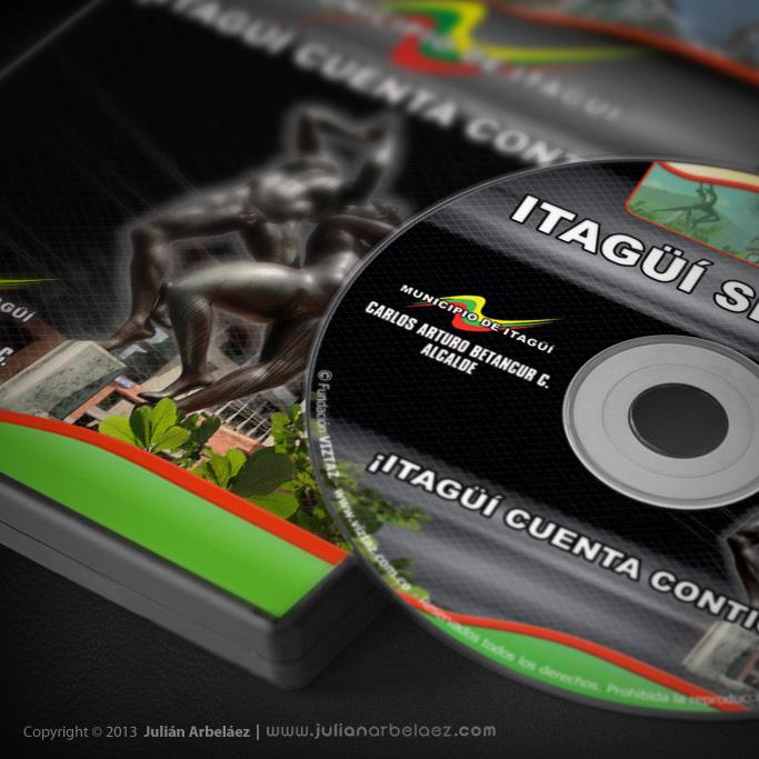 Diseño de Multimedia Itagüí Cuenta Contigo