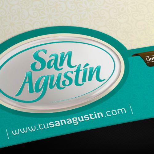 Identidad Corporativa – Banquetes San Agustín