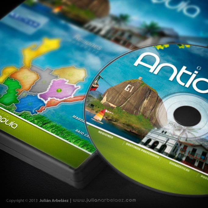 Multimedia Guía Turística de Antioquia