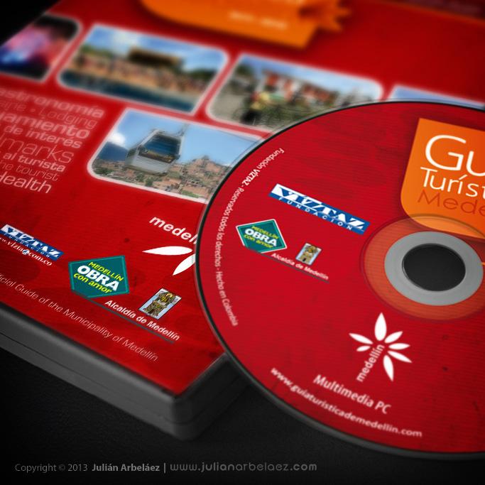 Diseño de Multimedia Guía Turística de Medellín
