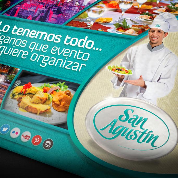 Campaña Banquetes San Agustín