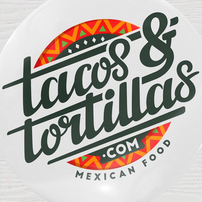 Identidad Corporativa Tacos & Tortillas