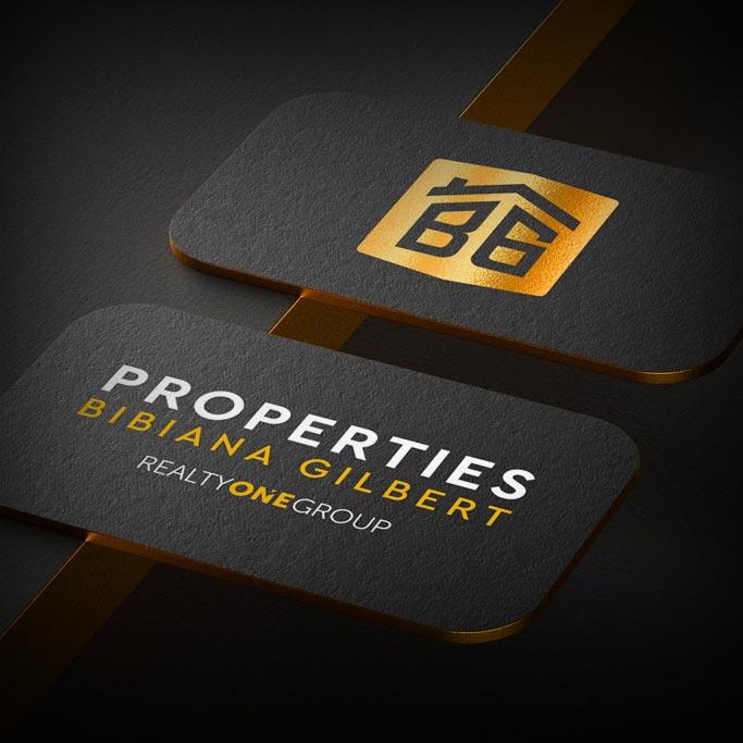 Identidad Corporativa BG Properties