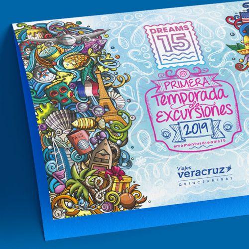 Diseño y diagramación de brochure